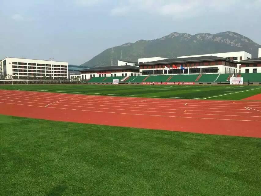 宁德新纪元亚博国际app官方下载集训中心运动场跑道