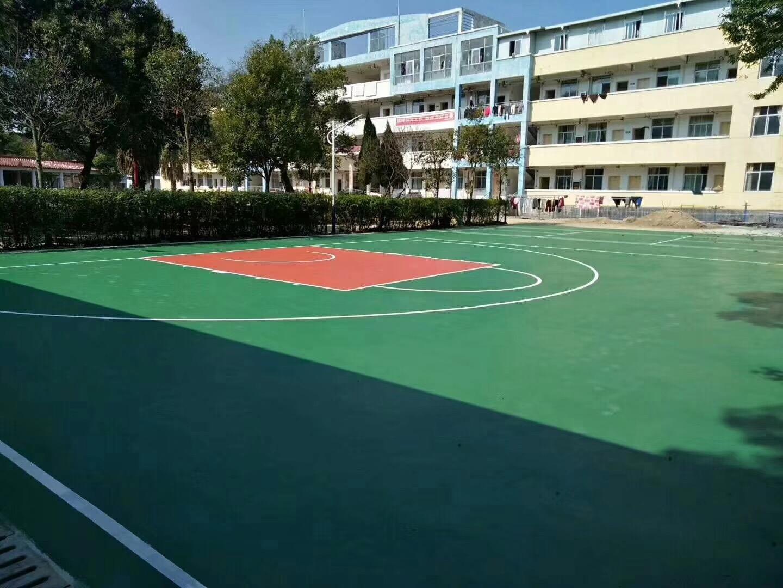疗养院篮球场